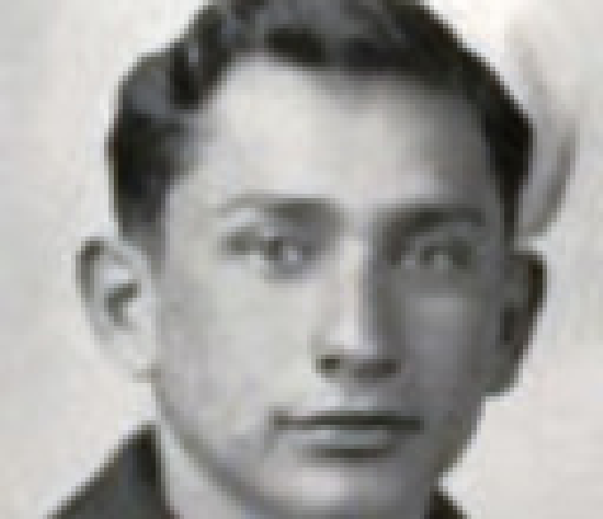 Seaman 2nd Class Donald Ynigues, Navy, killed Aug. 14, 1944, in the sinking of the USS John Penn off Guadalcanal